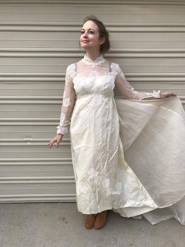 30 Days - Vintage Dress 1