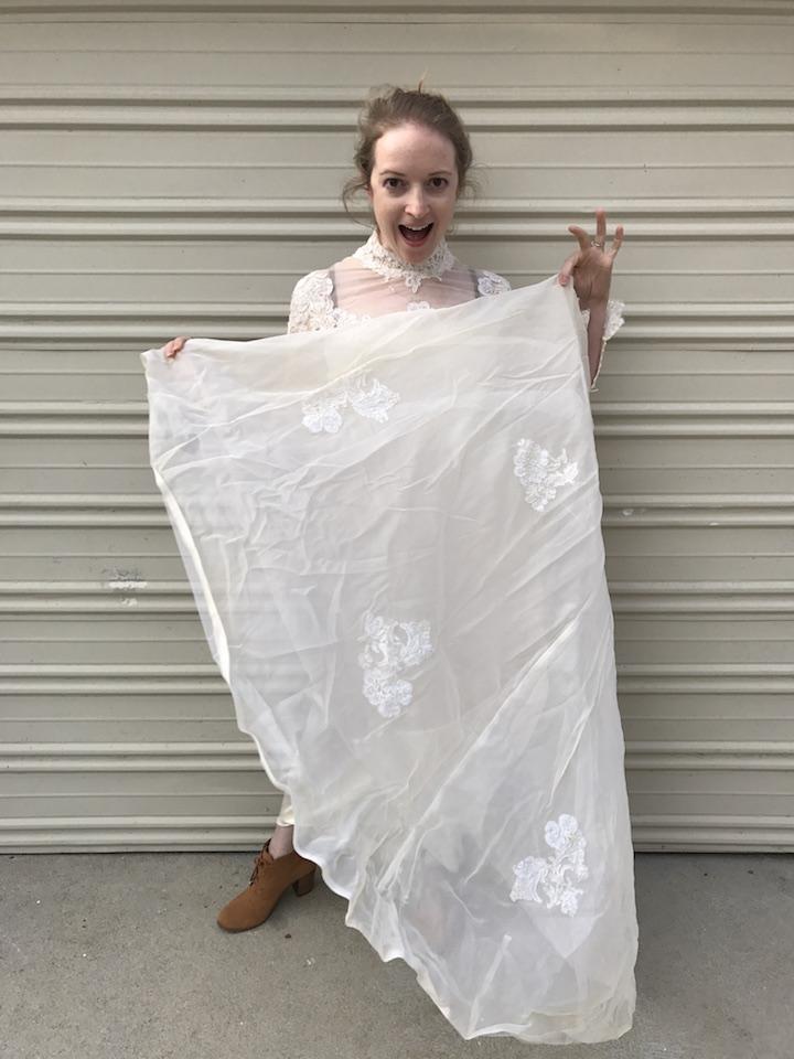 30 Days - Vintage Dress 3