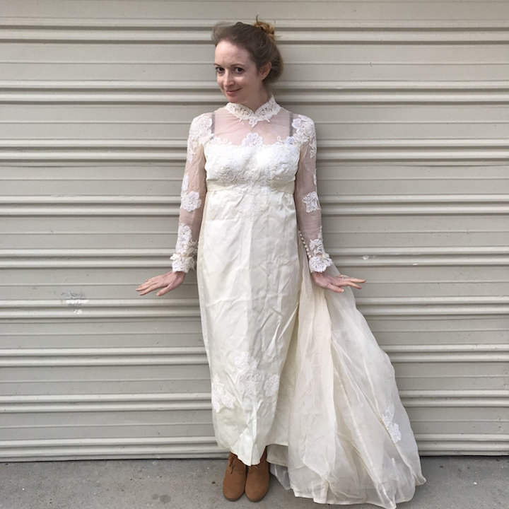 30 Days - Vintage Dress 4