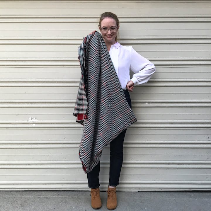 Plaid Fabric #1