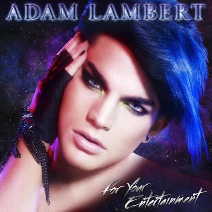 Glambert's Album Cover