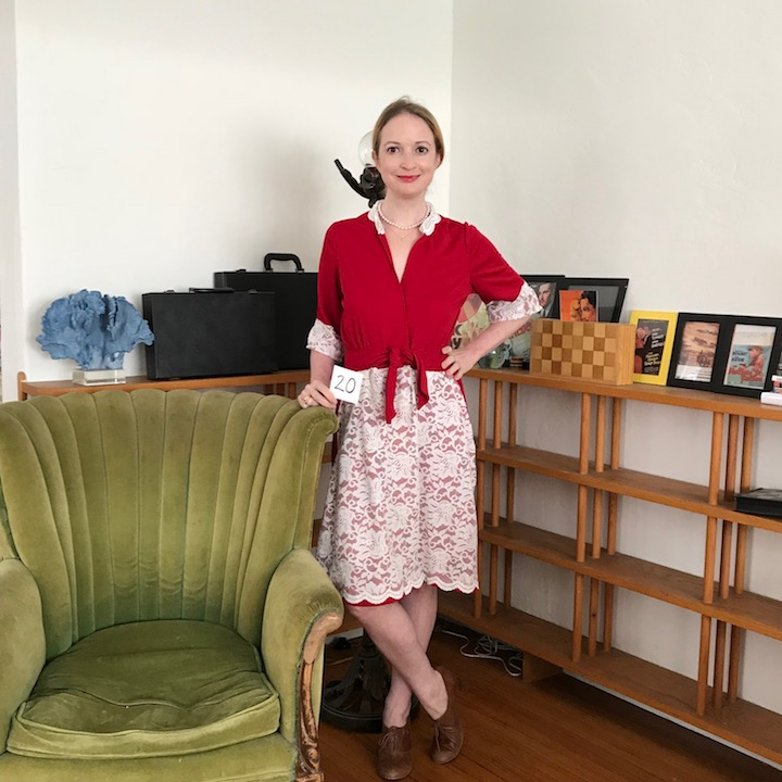 Phantom Thread Dress - After