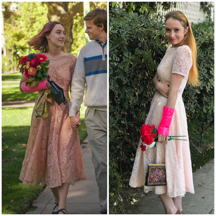 Lady Bird - Before/After