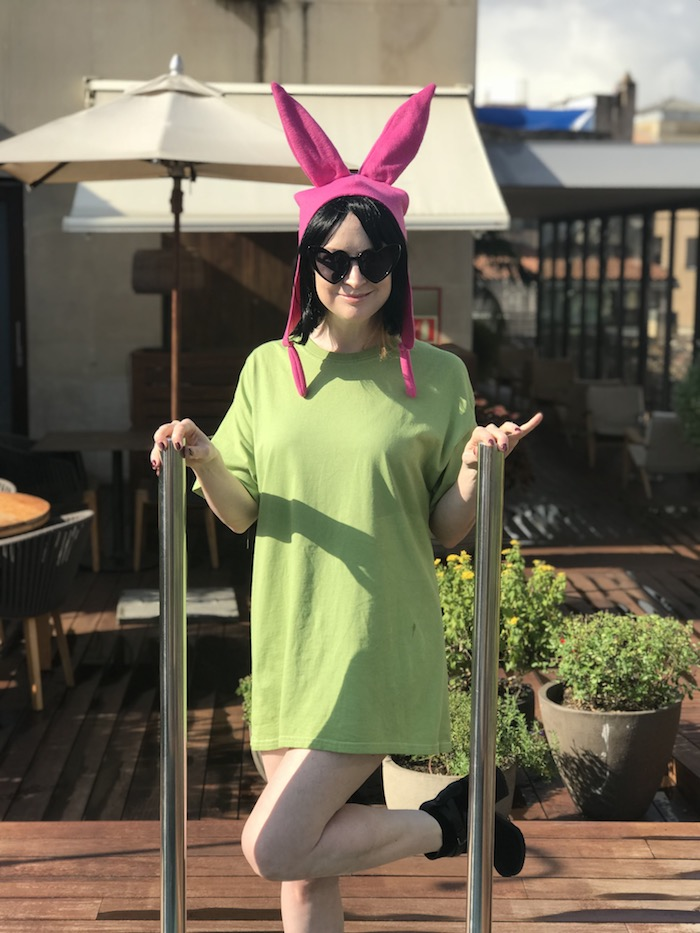 Louise Belcher costume - Louise After Look