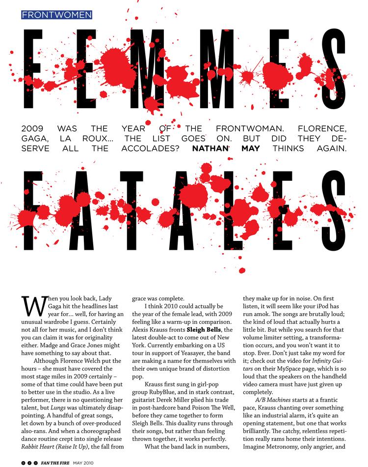 Femme-fatales