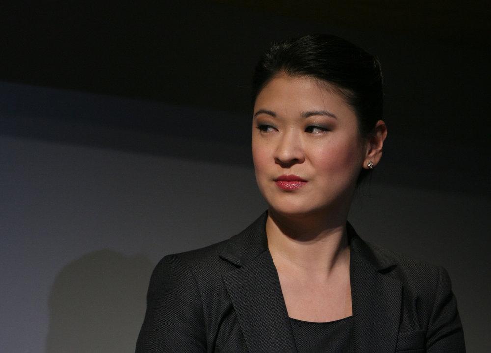 Jennifer Lim. Eric Y. Exit摄于古德曼剧院,2011