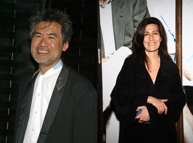David Henry Hwang will be collaborating with Jeanine Tesori on  Soft Power , to receive its world premiere in Los Angeles next year. (© Joseph Marzullo / Tristan Fuge)