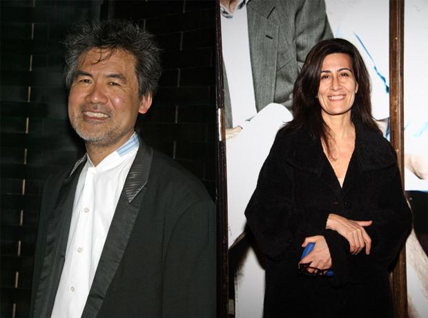 黄哲伦将与Jeanine Tesori(珍妮·特索利)合作《软实力》,明年在洛杉矶举行全球首演。(照片版权所有: Joseph Marzullo / Tristan Fuge)