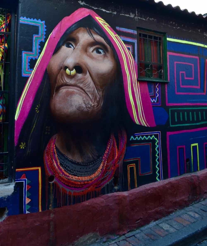 Street Artist- Bogotá