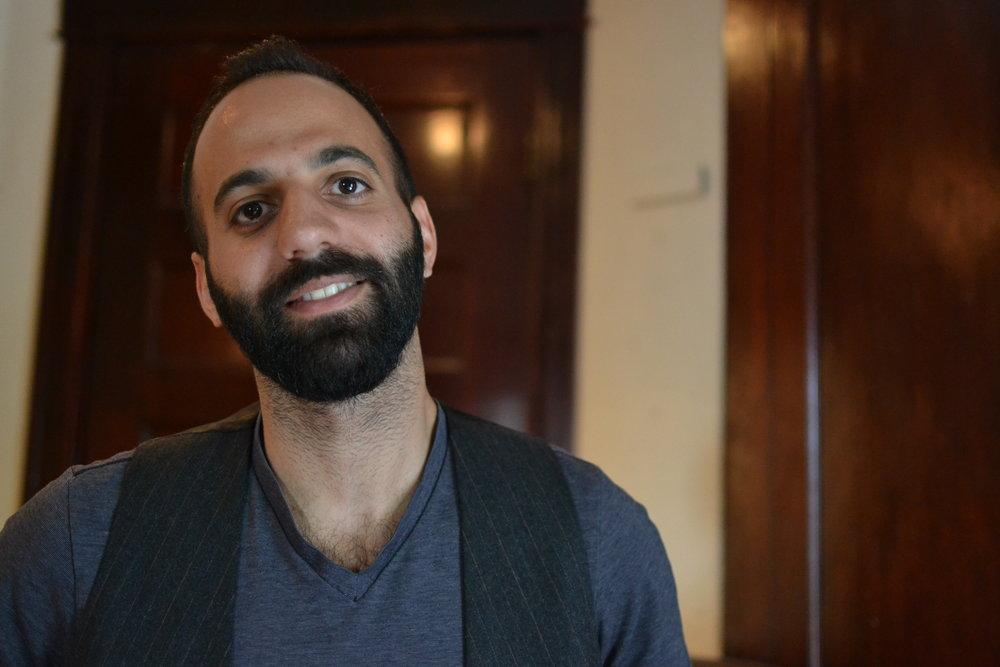 Writer and Musician Brett Randell - Stain'd