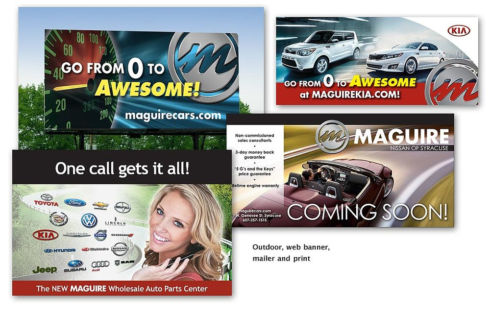 ambersands Rob Stiene TV auto dealership marketing amber Sands Creative Ormond Beach FL