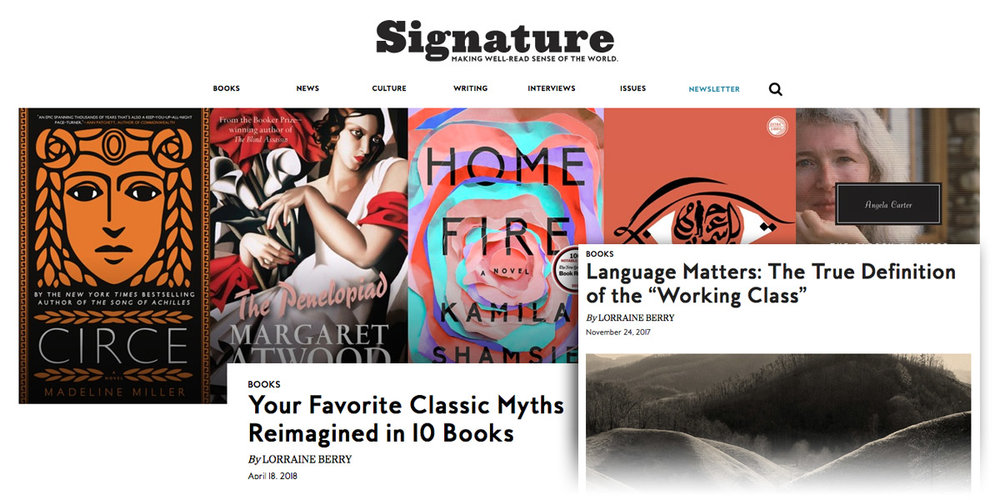 Lorraine Berry is a regular book reviewer and writer for Signature Reads