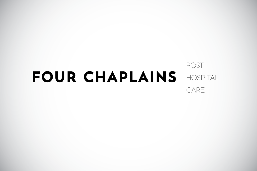 NEXTCARE - TYPE TREATMENT #4 - FOUR CHAPLAINS