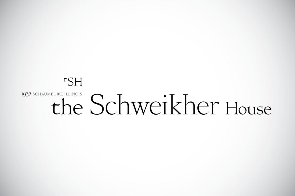 SCHWEIKHER - EXPLORATION #1 - logotype