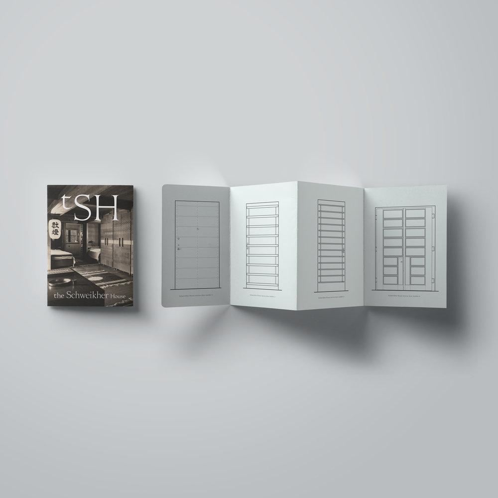 SCHWEIKHER - EXPLORATION #1 - details - doors.