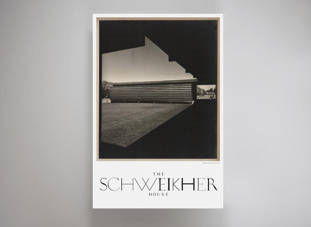 SCHWEIKHER - EXPLORATION #2 - poster