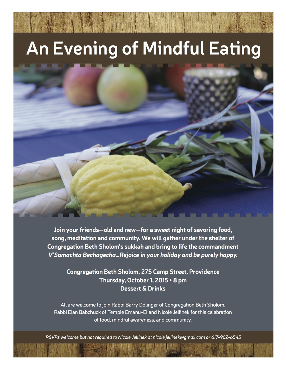 Evening of Mindful Eating flier [4987221].jpg