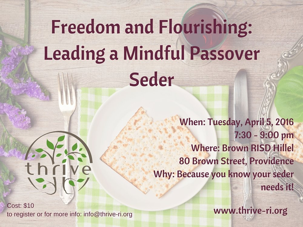 Freedom and Flourishing-Leading a Mindful Seder.jpg