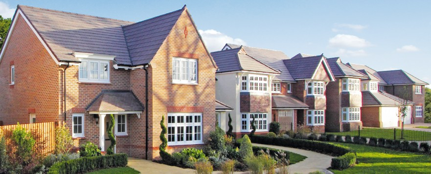 Previous Redrow development 3