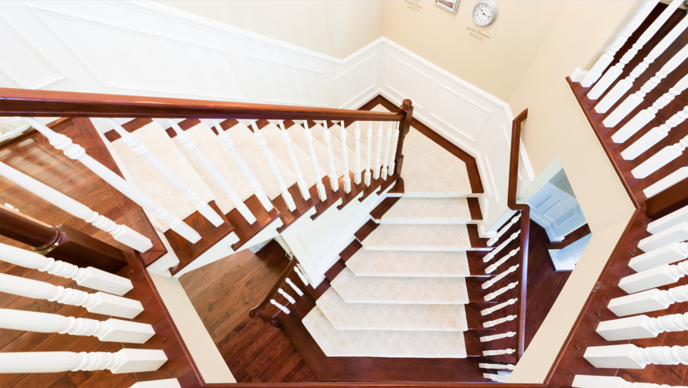 Staircase by McGrath Interiors