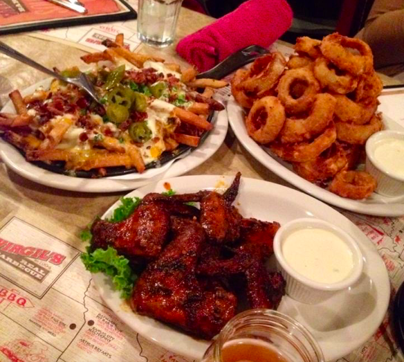 Photo by Kelly Peterson -- Foodie Out Loud foodie