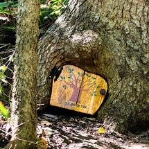 Delicieux Giving Tree Door