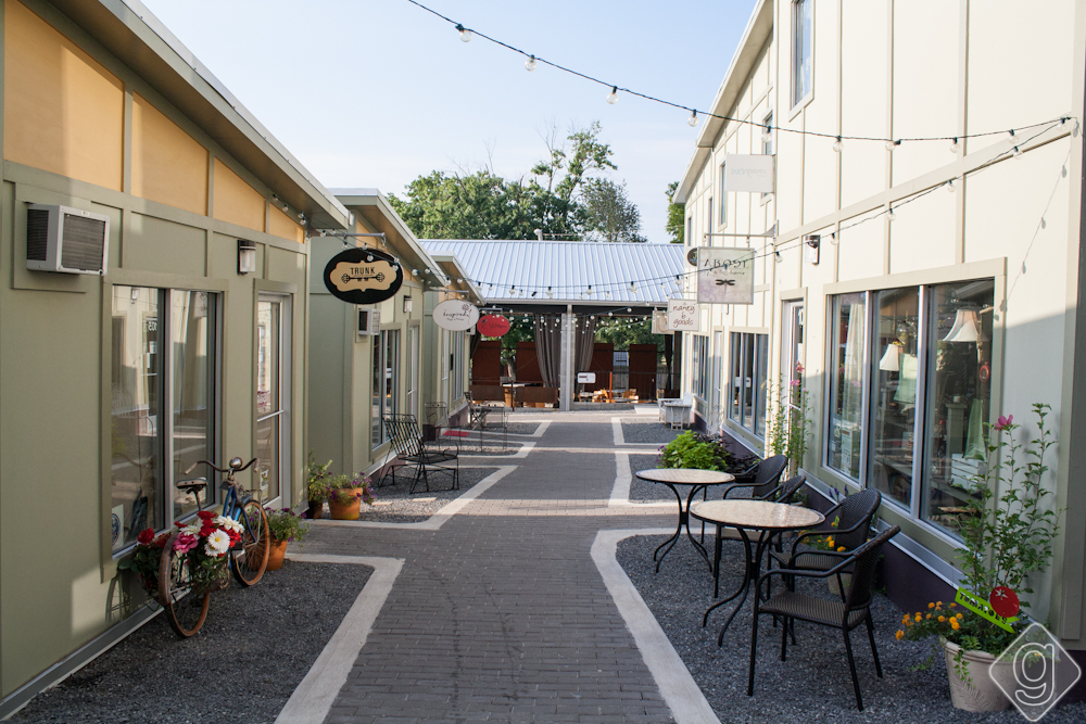 One small section of the Shoppes on Fatherland  (photo taken from fatherlanddistrict.com)