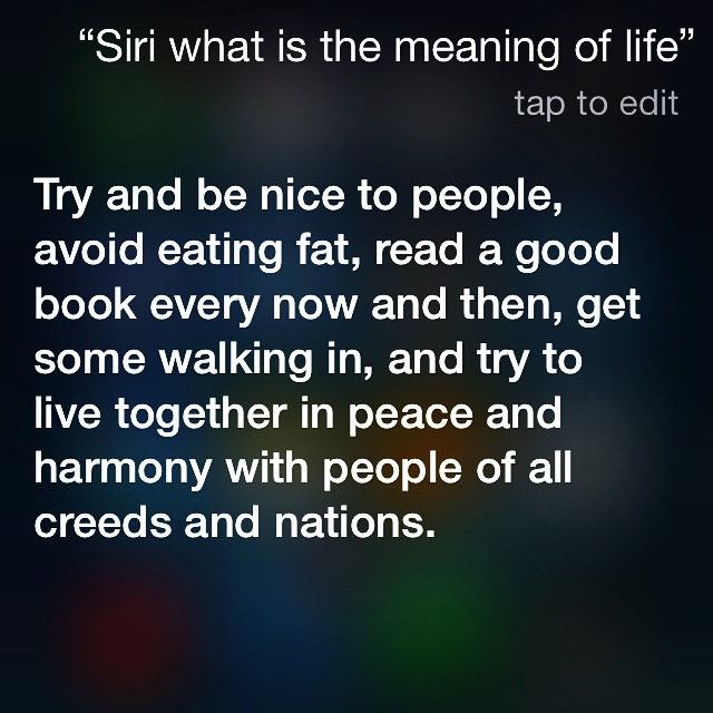 siri meaning of life.JPG