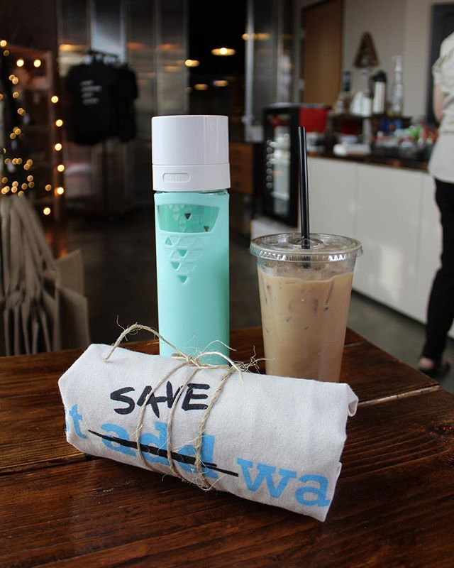 This holiday season has us feeling the love for @eekostudio and their impact on water conservation. You can find their products (and ours!) at Beneficial Beans & Boutique on 1027 E Washington St! #yesphx #copopup