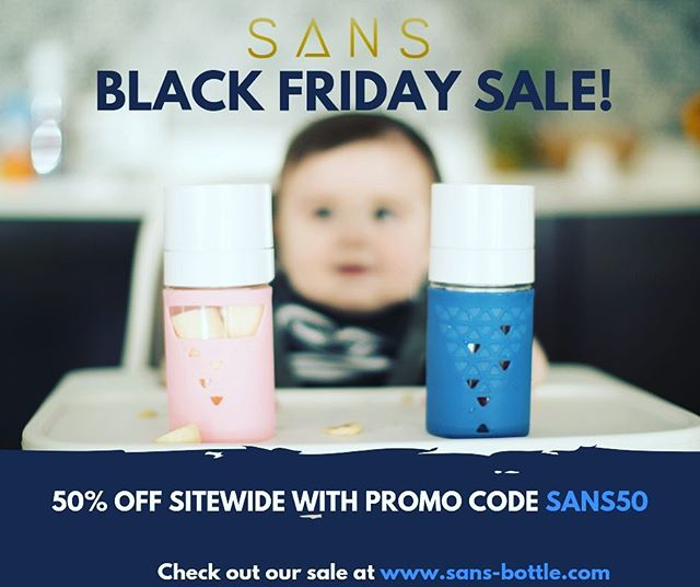 Baby Food Savers now 50% off on our website! Perfect holiday gift for parents and soon to be parents!