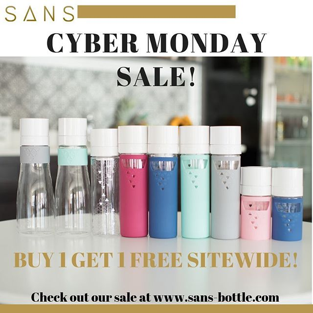 #cybermonday BOGO sale! Perfect gift for the smoothie or juice lover in your life! 🍓