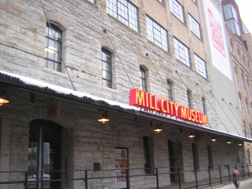 Mill City Museum in Minneapolis also has a hearing loop