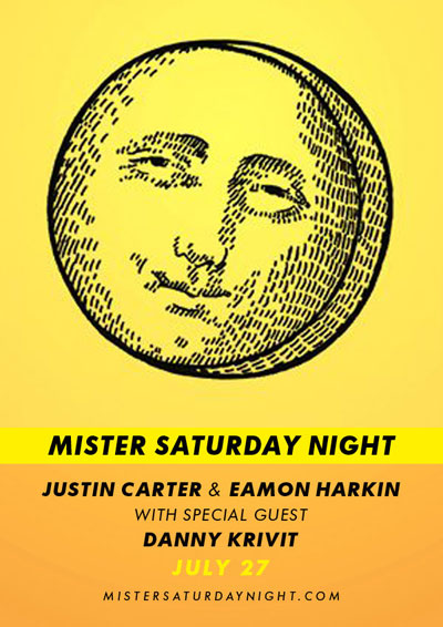 Mister Saturday Night