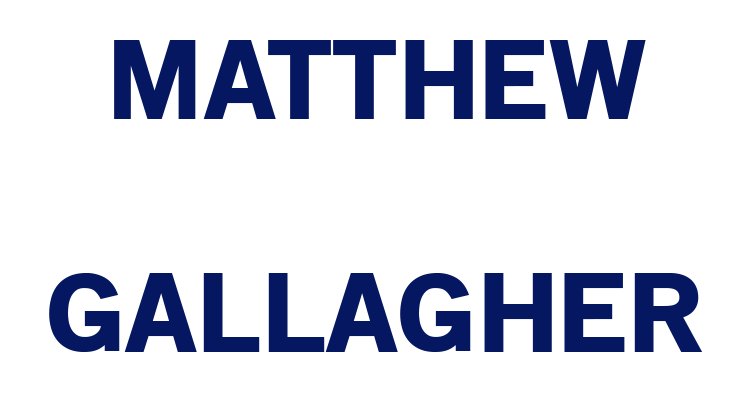 Matthew Gallagher