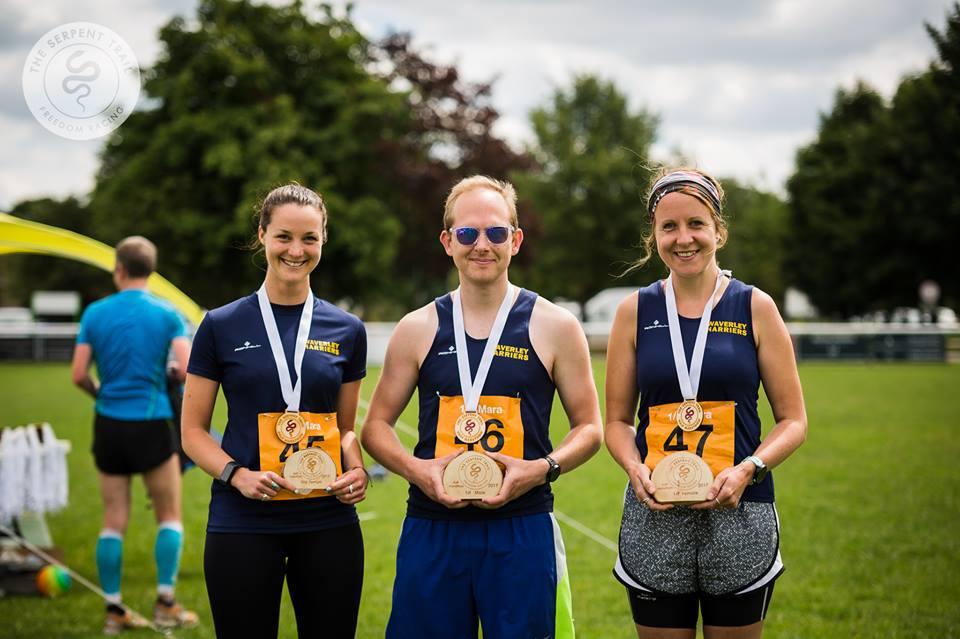 Half Marathon winners