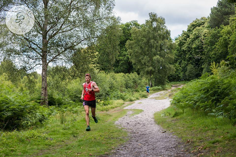 Serpent Trail 100k Ultramarathon is running through this all day!