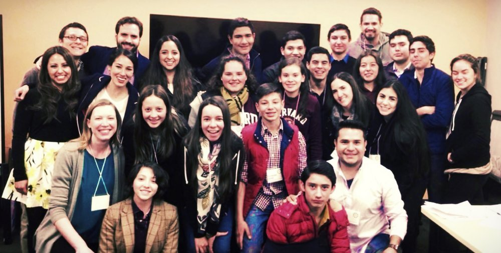 2-day Epiic Solutions Entrepreneurship Workshop with teens from Subiré High School. Mexico