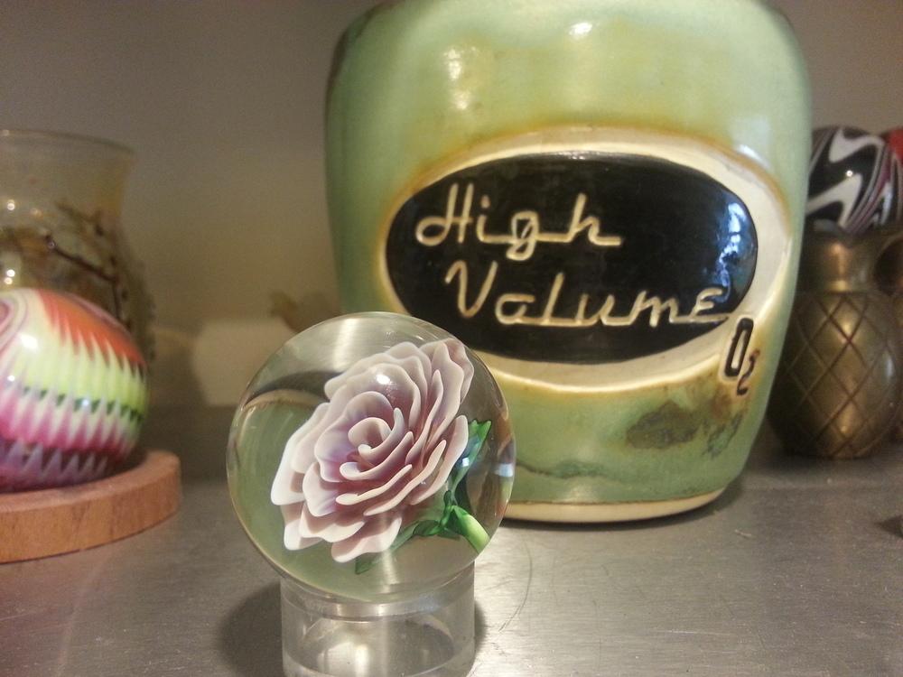 John Kobuki Marble made on HVO