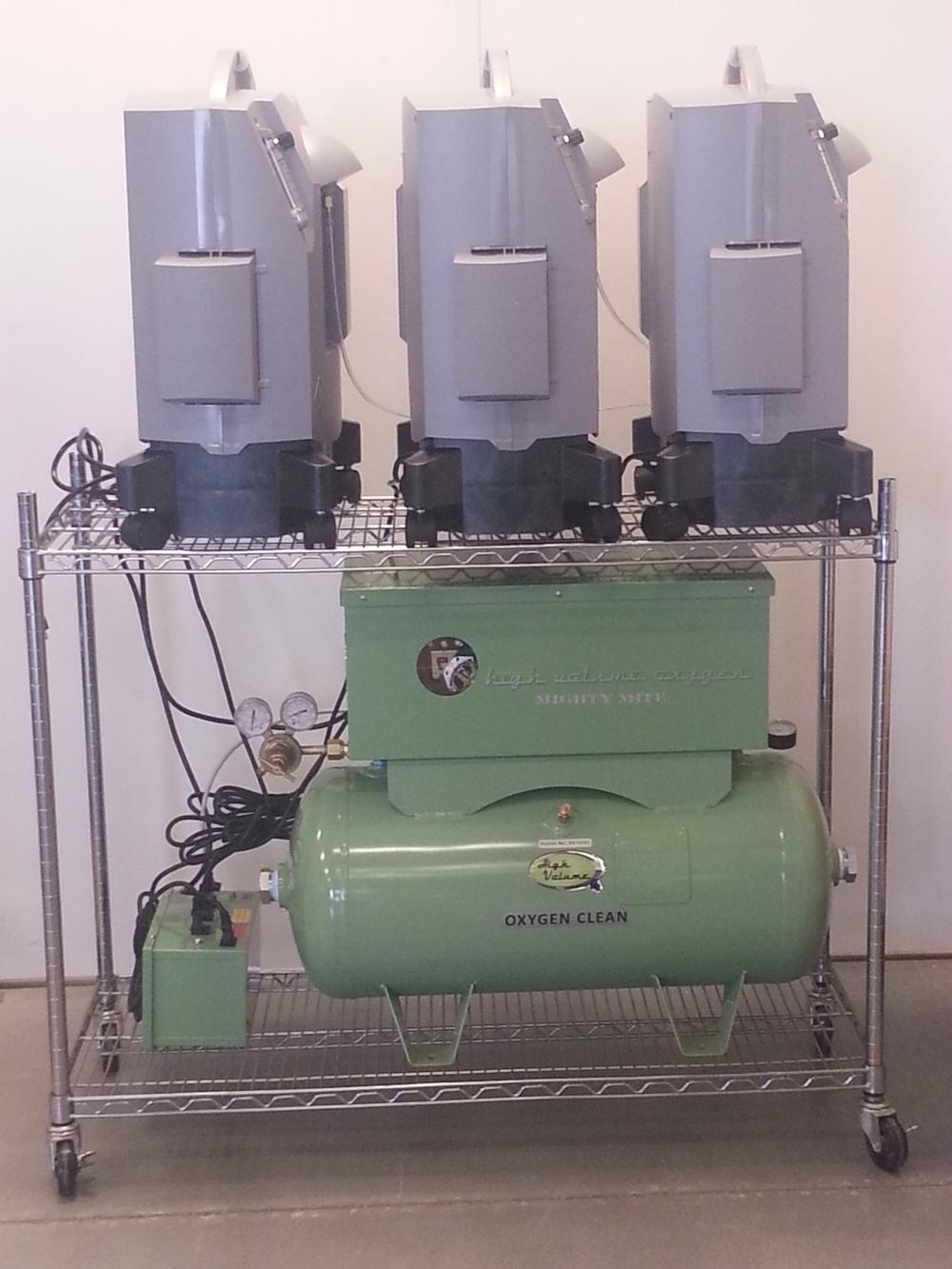 HVO 20-Gallon 30 LPM System