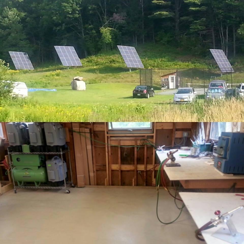 Solar Powered Oxygen On Demand