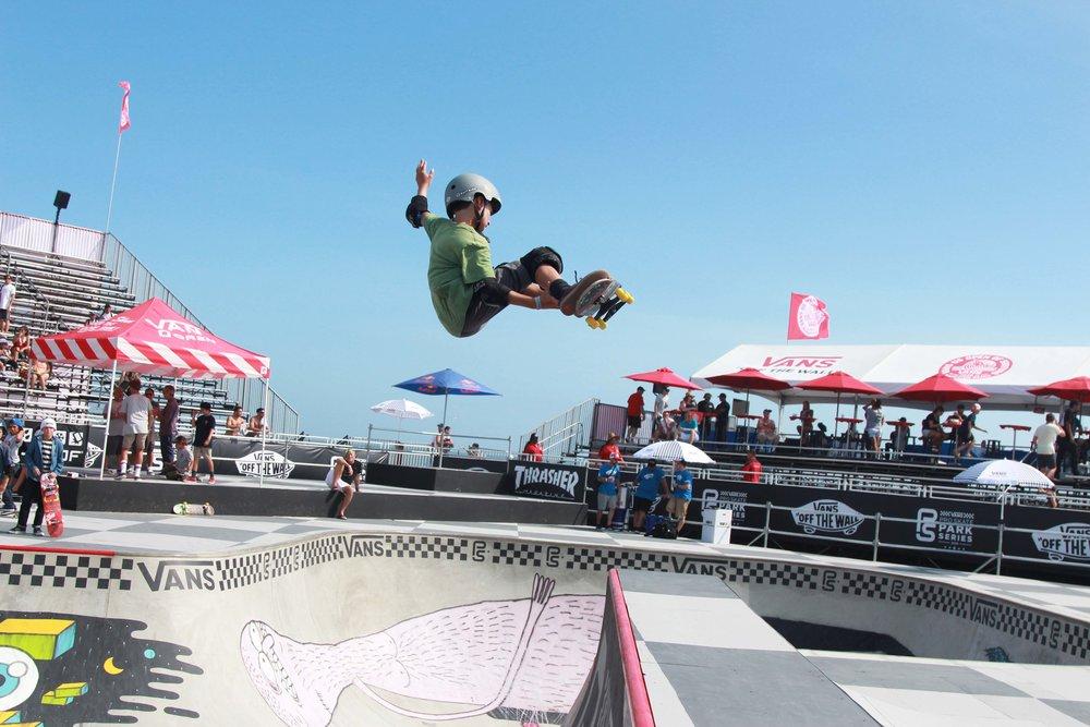 USOS 2016 JR Skate