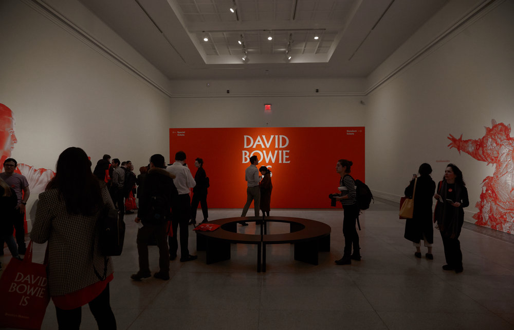 brooklyn magazine - david bowie exhibit