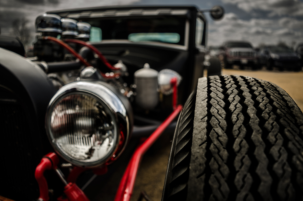 Hot Rod Rubber