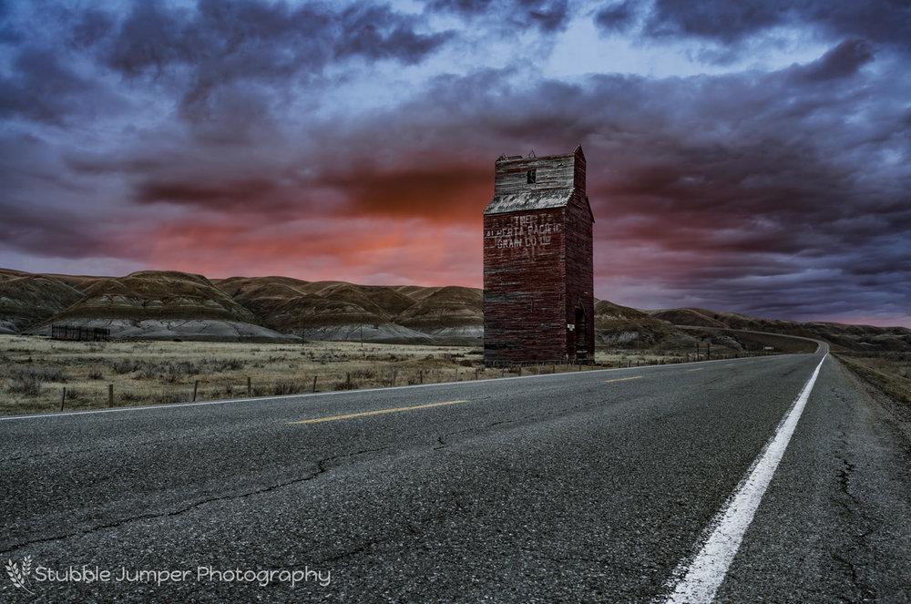 Dorothy, Alberta Pacific Grain Elevator