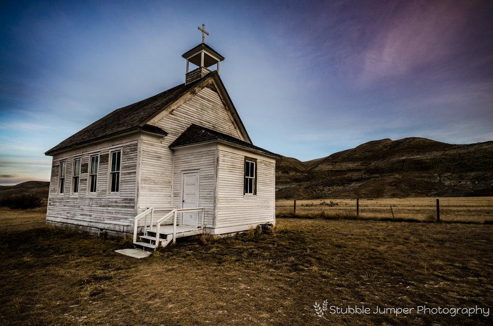 Dorothy, Alberta - Roman Catholic Church
