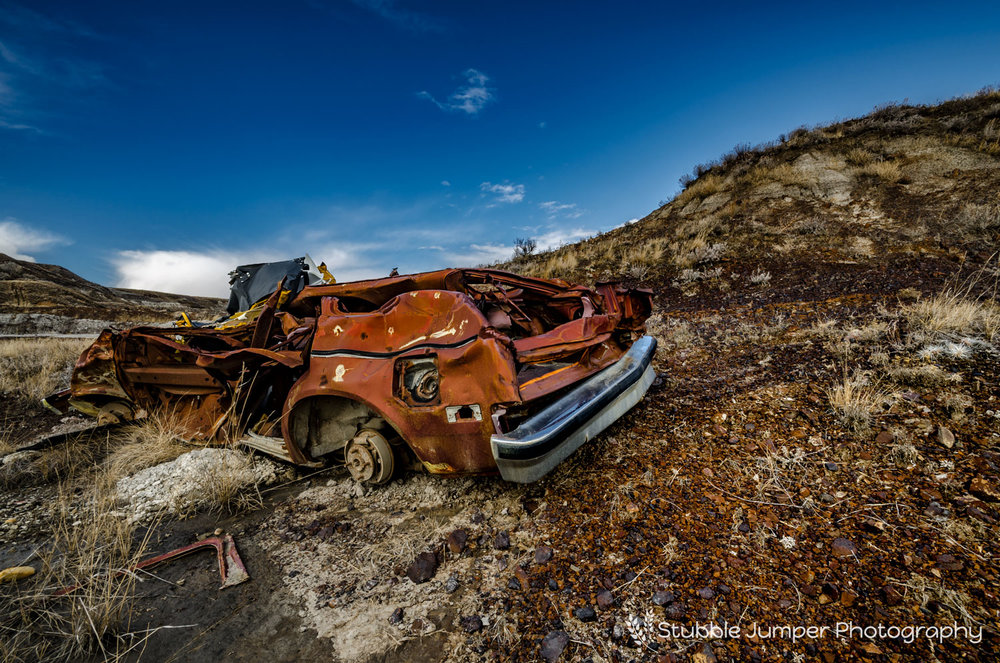 Badlands Chevette 2