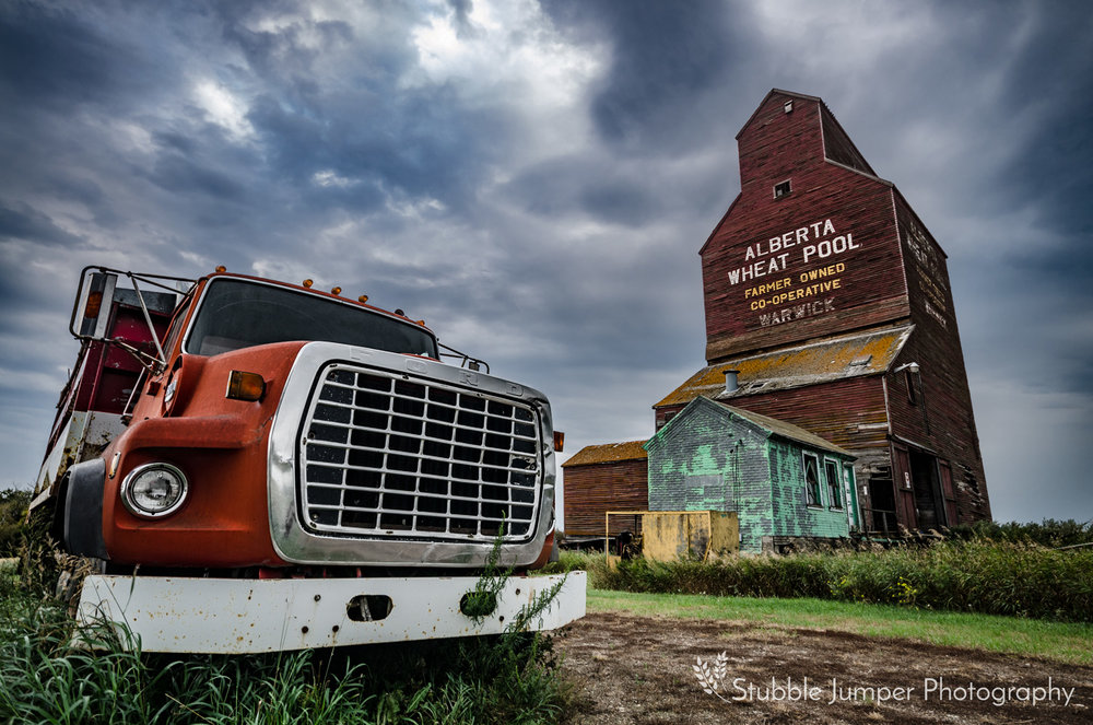Warwick AWP Grain Truck
