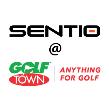 Sentio now in Canada at Golf Town stores