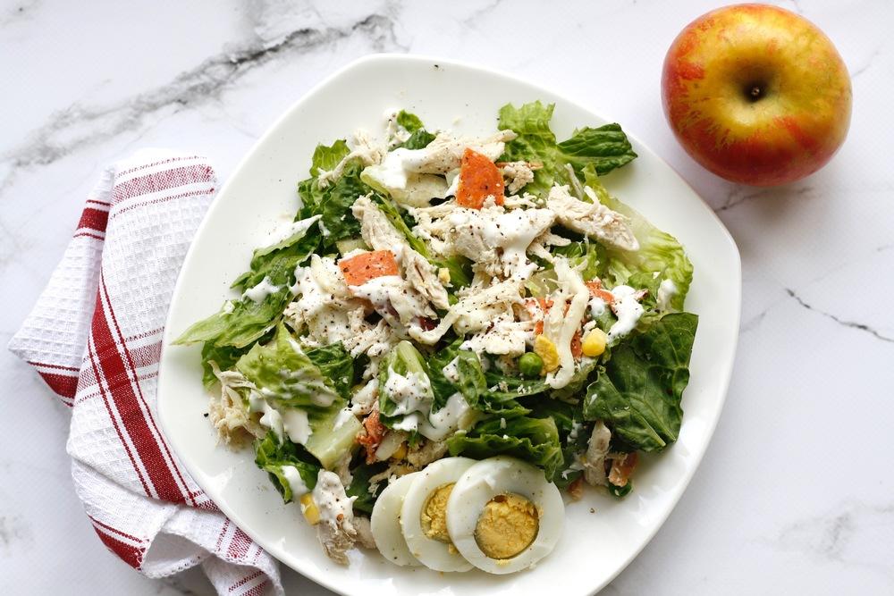 Chef Daniel's Cobb Salad
