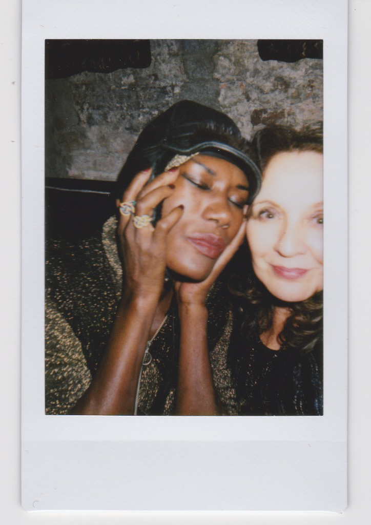 Grace Jones & Maripol